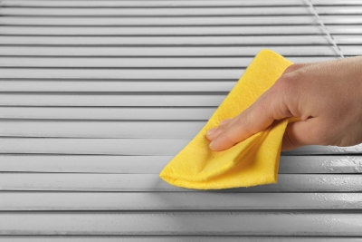 Cleaning Blinds