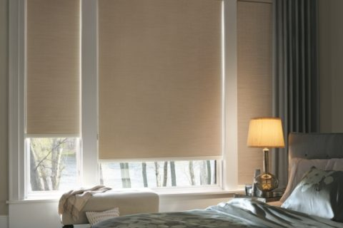 Cord loop Bedroom Shades