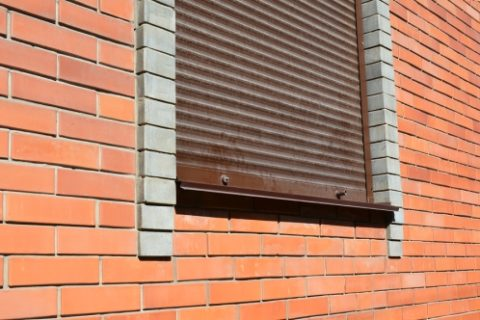 Metal Window Shutter